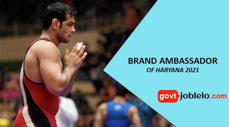 Brand Ambassador of Haryana 2021
