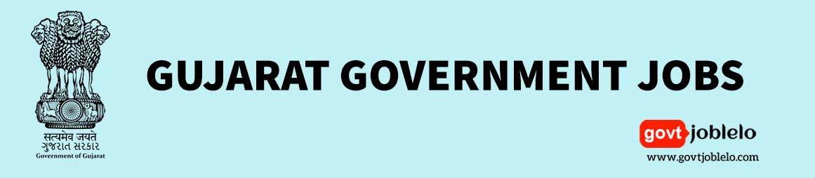Gujarat government jobs