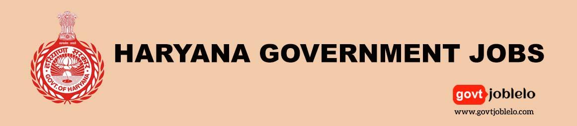haryana-government-jobs